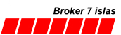 Broker 7 islas Logo